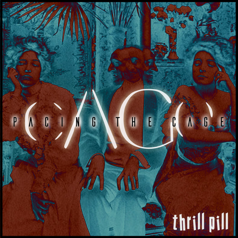 """Thrill Pill"" is the debut single from Australia's Pacing The Cage."