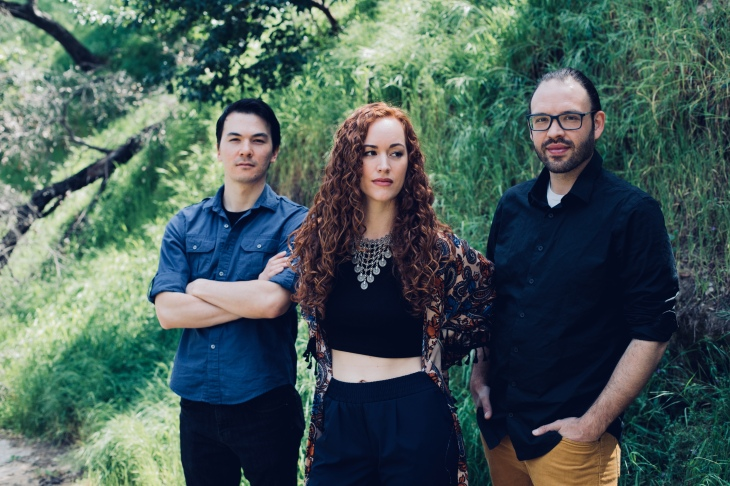 "LA-based folk-rock band Wildeor just dropped their debut single ""The Devil Makes Three"" I Photo credit: Mallory Turner"