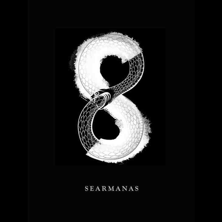 Searmanas' self-titled album is now available for pre-order at Bandcamp.