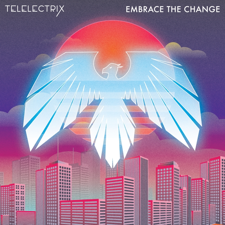 Telelectrix just released their debut album Embrace The Change.