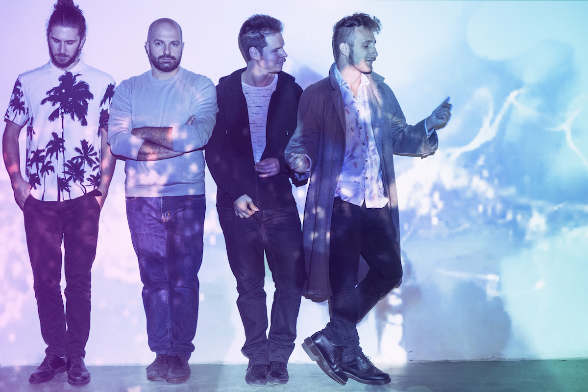 """Italy's We Are Waves latest album """"Hold"""" is now available."""