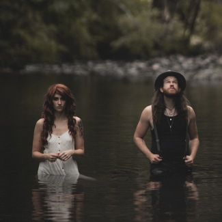 """Portland's folk duo Fox and Bones released their sophomore album """"Better Land"""" on Oct. 17."""